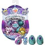 Hatchimals CollEGGtibles,宝蓝色多件装,4 件配件,适合 5 岁及以上儿童(样式可能有所不同)