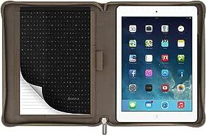 Filofax 829872 超细纤维拉链开合套 iPad Air 2/3/4 - 卡其色