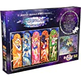 1000 件艺术水晶拼图美少女战士水晶漂亮守护者(50x75厘米)