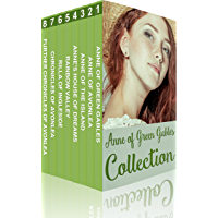 Anne of Green Gables Collection: Anne of Green Gables, Anne…