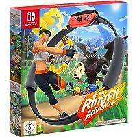 Nintendo 任天堂 Ring Fit Adventure 健身環大冒險 健身游戲(用于Nintendo Switch)