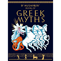 D'Aulaires Book of Greek Myths (English Edition)