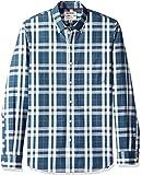 Amazon 品牌 - Goodthreads 男式修身长袖条纹衬衫