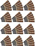 Beistle 60356-100 雪茄形喇叭,9英寸/约22.86厘米,100 个装