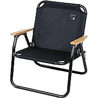 CAPTAIN STAG 椅子 座椅 CS黑色标签