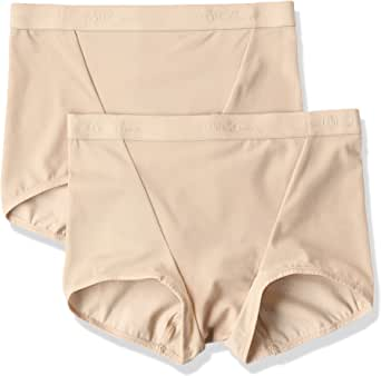 ATSUGI 短裤 Clear Beauty Active 稳固支撑 成对短裤〈2件装〉