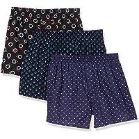 Cecile 女士短裤 印花棉* 混搭套装 3件装/6件装 前开式 男士
