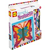 ALEX Toys Craft Simply Needlepoint Butterfly