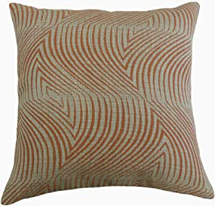 The Pillow 系列抱枕 橙色 24 x 24 P24-TNT-PARKSIDE-SONOMA-A100