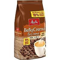 Melitta 咖啡全豆 纯阿拉比卡咖啡豆,浓郁平衡,强度3,BellaCrema LaCrema,1100g