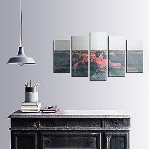 Bonamaison 墙壁装饰,MDF,多色,100 x 60 厘米