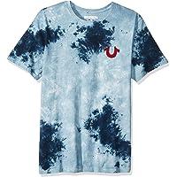 True Religion 男式佛像标志短袖 T 恤