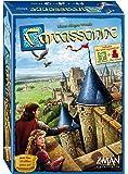"Z-Man Games Carcassonne 新版棋盘游戏 7 years + Carcassonne 标准 ""Mul…"