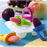 美国Nuby蔬果好棒冰 - 白色底盘NB5438-WH