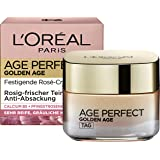 L'Oréal Paris 巴黎欧莱雅 Golden Age Creme 保湿润肤面霜,使肤色红润亮丽,适用于成熟肤质…