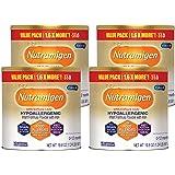 Nutramigen with Enflora LGG 适用于牛奶*粉罐 粉末 19.8 oz (Pack of 4…
