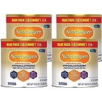 Nutramigen with Enflora LGG 适用于牛奶*粉罐 粉末 19.8 oz (Pack of 4) 79.2