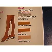 Chloe noel 花样滑冰 OVER THE 靴子紧身裤 tb8832
