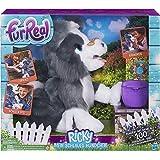 Hasbro 孩之宝 FurReal Friends E0384100 Ricky,我的聪明狗狗,电子宠物,彩色