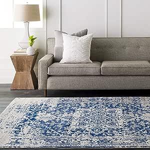 Artistic Weavers Chaya 小地毯,2 英尺 x 3 英尺,黑色