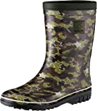 [MOONSTAR] 雨靴 日本制造 防滑鞋底 宽松 2E 儿童 RB J12 卡其色 21.0 cm 2E