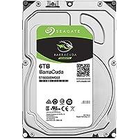 Seagate 内置硬盘 HDDST6000DM003/FFP 面向PC的3.5英寸 F : 6TB