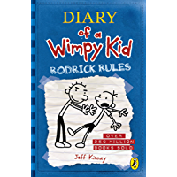 Diary of a Wimpy Kid: Rodrick Rules (Book 2) (English Editio…