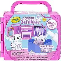 Crayola 绘儿乐 泡泡萌宠填色套装,带玩具宠物,适合儿童的礼物