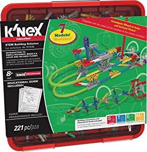 K'NEX Education - Intro to Simple Machines: Wheels, Axels and Inclined Planes