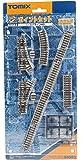 TOMIX N轨距 迷你轨道套装 积分套装 MB规格 91082 铁道模型 轨道套装