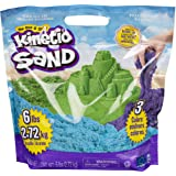 Kinetic Sand 6055453 6磅彩色袋,多种颜色