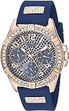 GUESS U1160L3U1160L3 analog 硅胶 蓝色 U1160L3 watches