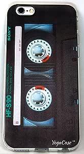 YogaCase InTrends 手机壳,适用于三星 Galaxy J7 2016 Cassette Tape