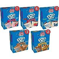 Kellogg's Pop-Tarts Display Pack Assortment, 21.75 Ounce (Pack of 72)