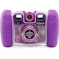Vtech Kidizoom 旋转和微笑相机 现代 紫色
