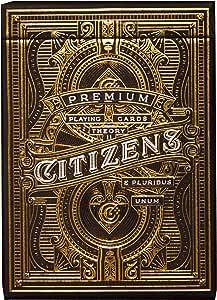 公民扑克牌