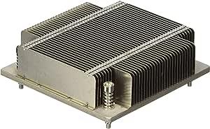 Supermicro SNK-P0046P 1U 被动式 Cpu Hs 用于 Intel LGA1155、1150