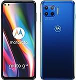Motorola 摩托罗拉 Moto G 5G Plus 智能手机 128GB,6GB 内存,双SIM,蓝色