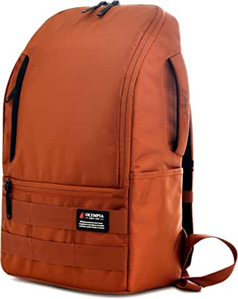 Olympia Newton 18-Inch Backpack SI, Sienna, One Size