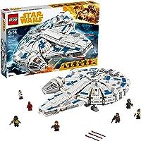 LEGO Star Wars Solo:Star Wars 故事凯塞尔Run Millennium Falcon 752…
