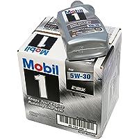 Mobil美孚 美孚1号发动机润滑油 5W-30  946ml*6支装 (亚马逊自营,美国原装进口)
