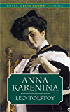 Anna Karenina (Dover Thrift Editions) (English Edition)