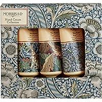 Morris & Co 印刷图书馆 护手霜系列 3 x 30 ml