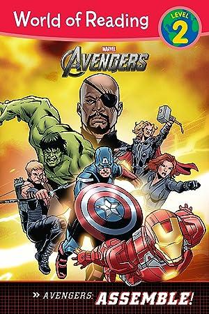 The Avengers: Assemble! (Level 2) (Marvel Reader (ebook)) (E…