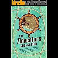 The Adventure Collection: Treasure Island, The Jungle Book…