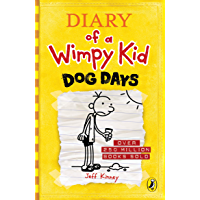 Diary of a Wimpy Kid: Dog Days (Book 4) (English Edition)