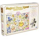 ensky 儿童*拼图魔法拼图神奇拼图神奇宝贝小号卡片艺术 1000 件