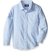 The Children's Place Boys' Long Sleeve Oxford