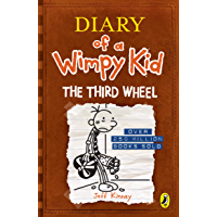 Diary of a Wimpy Kid: The Third Wheel (Book 7) (English Edit…