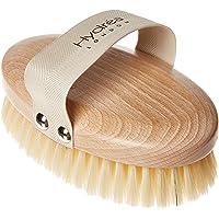 Hydrea London 专业FSC * Beechwood身体刷 天然毛(中等强度)
